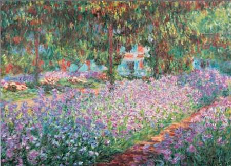 Jigsaw Puzzle - Le Jardin de Monet - 2000 Pieces Ricordi