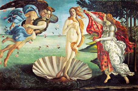 Jigsaw Puzzle - Birth of Venus - 4000 Pieces Clementoni (Sale!)