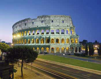 Jigsaw Puzzle - Colosseum - 1000 Pieces Clementoni