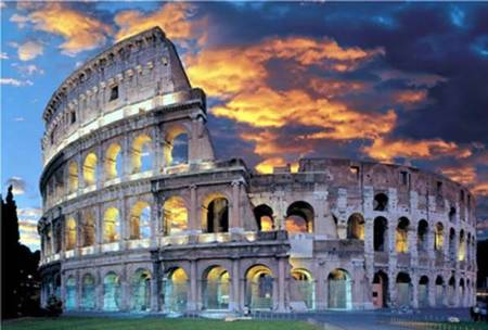 Jigsaw Puzzle - The Colosseum (26068)