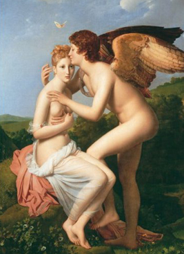 Jigsaw Puzzle - Cupid & Psyche - 1000 Pieces Clementoni