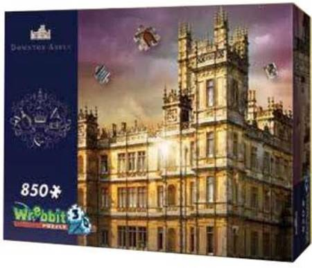 3D Jigsaw Puzzle - Downton Abbey (W3D-2019) - Wrebbit