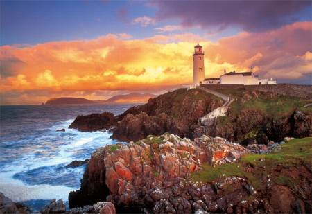 Jigsaw Puzzle - Fanad Head Lighthouse (26053)