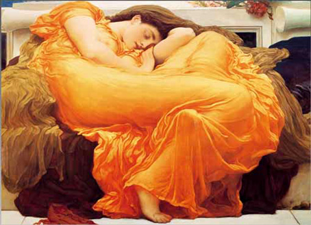 Jigsaw Puzzle - Flaming June - 1000 Pieces Nuova Arti Grafiche Ricordi
