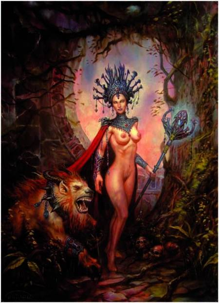 Jigsaw Puzzle - Goth Princess - 500 Pieces Ricordi