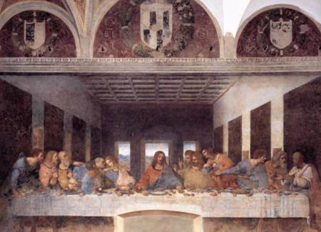 Jigsaw Puzzle - The Last Supper (#2801N09640G) - 1000 Pieces Ricordi