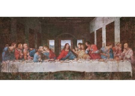 Wooden Jigsaw Puzzle - The Last Supper - 250 Pieces Wentworth