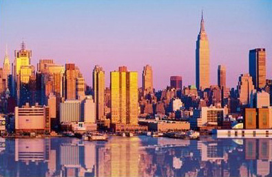 Jigsaw Puzzle - New York (#39152) - 1000 Pieces Clementoni