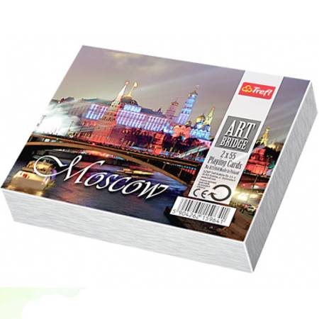 Puzzle House - Playing Cards -  Moscow