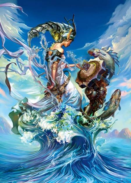 Jigsaw Puzzle - Queen of the Seas (27072)