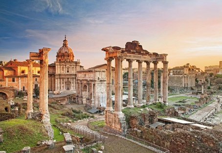 Jigsaw Puzzle - Roman Forum - 2000 Pieces Clementoni