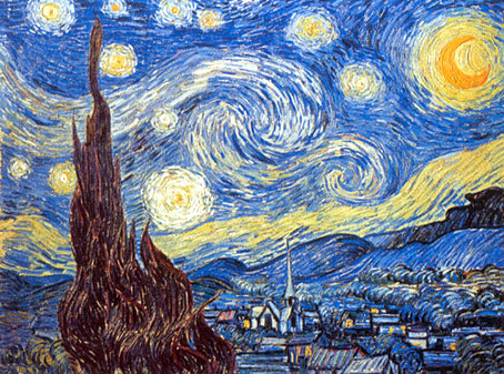 Jigsaw Puzzle - Starry Night - 2000 Pieces Clementoni