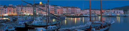 Jigsaw Puzzle - St. Tropez (Panoramic Image) - 1500 Pieces