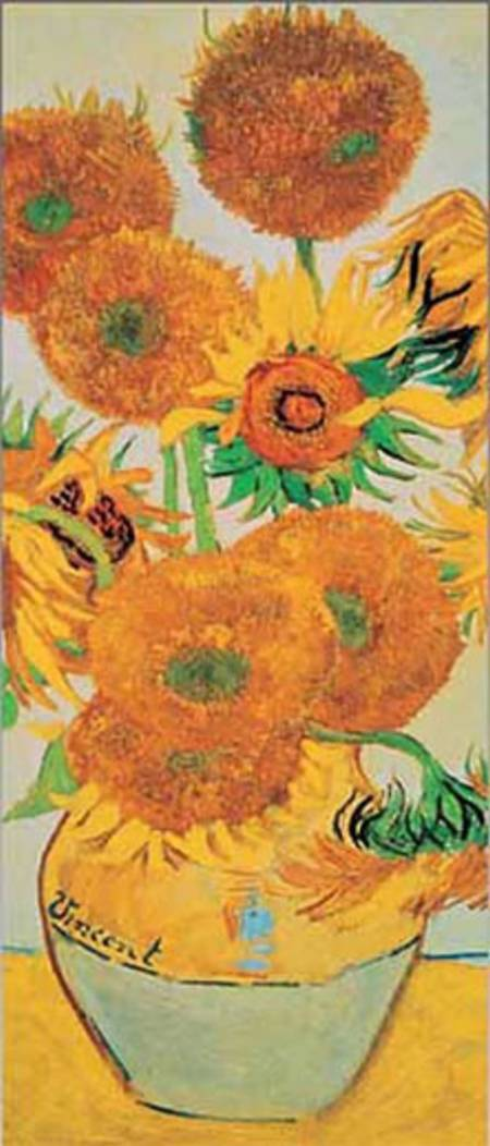 Jigsaw Puzzle - Sunflowers (Det) (#3002N00010) - 2000 Pieces Ricordi