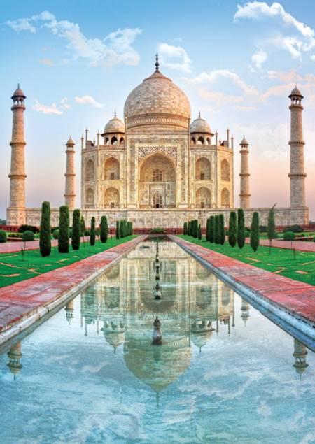 Jigsaw Puzzle Taj Mahal 37164
