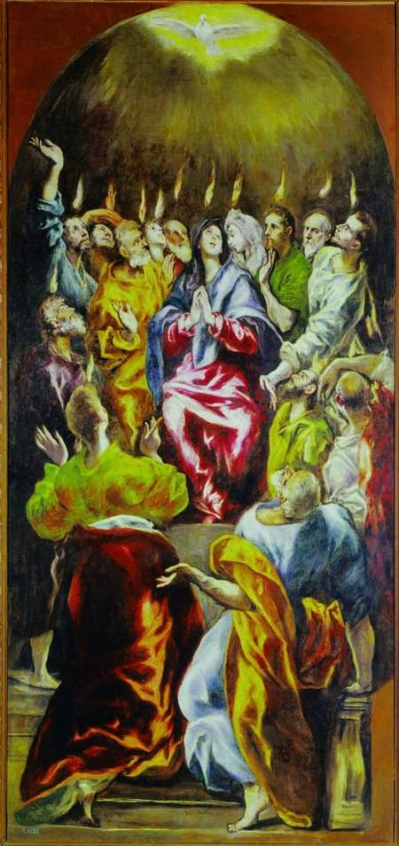 Jigsaw Puzzle - The Pentecost - 1000 Pieces Ricordi