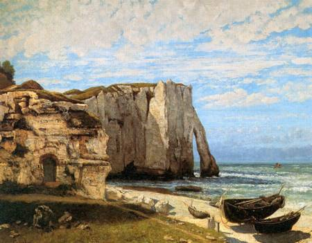 Jigsaw Puzzle - Cliff at Etretat after Storm (#2801N16001G) - 1000 Pieces Ricordi