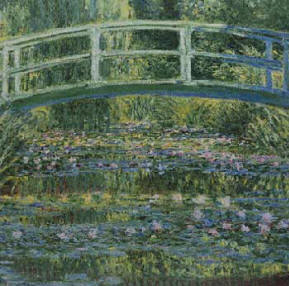 Jigsaw Puzzle - Waterlilies - 500 Pieces Battle Road Press