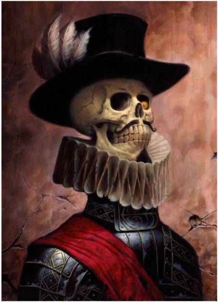 Jigsaw Puzzle - Yorick the Nobleman - 500 Piece Ricordi