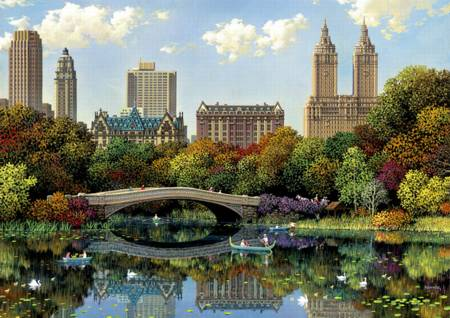 puzzle new york 2000 teile